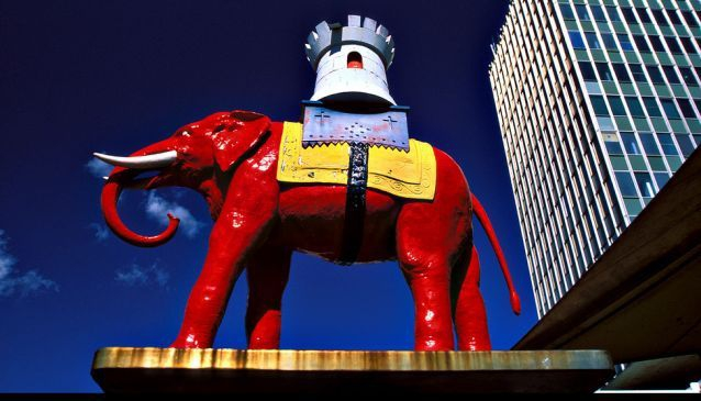 An Inside Look at Elephant & Castle