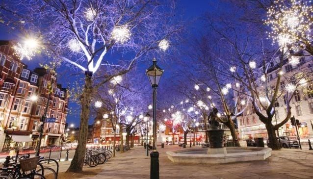 Festive Celebrations in London