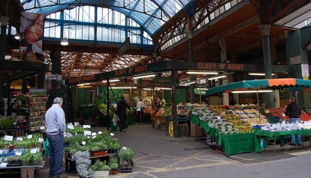 Market Metropolis