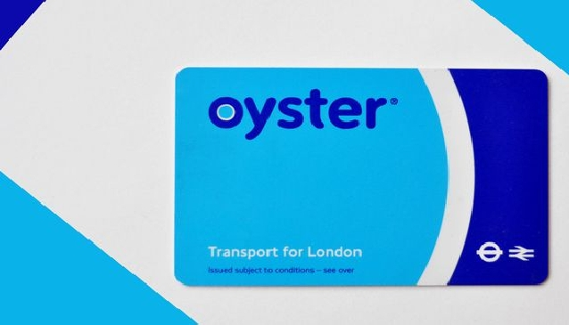 The World's Your Oyster (Card)