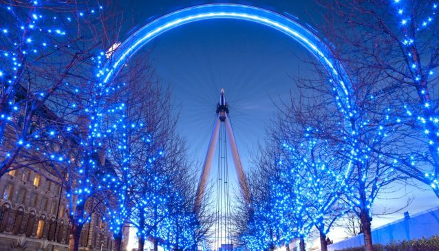 Top 5 Winter Attractions in London