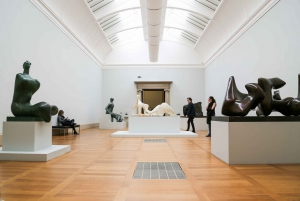3 Art Galleries Guided Tour