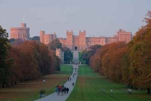 4-Hour Tour of Windsor in a Private Chauffeured Car