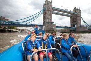 50-Minute River Thames Speedboat Ride