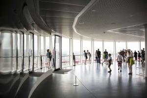 ArcelorMittal Orbit: Skyline Views And The Slide