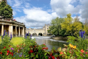 Bath & Stonehenge Small Group Tour With Optional Cream Tea