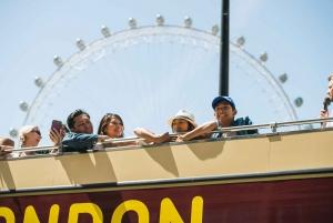 Big London Ticket: London Eye, Big Bus & Thames River Cruise