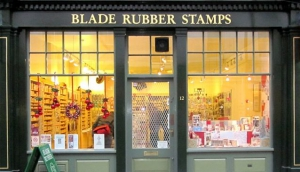 Blade Rubber Stamps