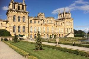 Blenheim Palace, Downton Abbey Village & the Cotswolds