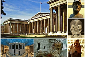 British Museum 2-Hour Tour in Spanish