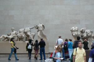 British Museum London: Guided Tour in Italian
