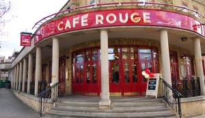 Café Rouge - Greenwich