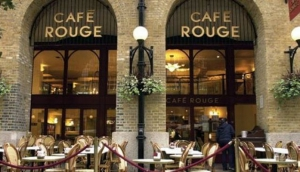 Café Rouge - Hays Galleria