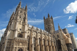 Canterbury, Dover, and Rochester with Christmas Lunch