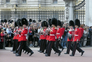 Changing of the Guards & Westminster Walking Tour