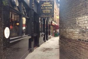 Charles Dickens Walking Tour