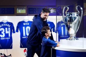 Chelsea Football Club Stadium and Museum Tour