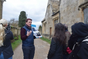 Downton Abbey and Village Small Group Tour from London