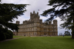 Downton Abbey, Cotswolds, and Highclere Castle Tour