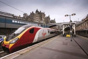 Edinburgh: The Royal City Tour from London