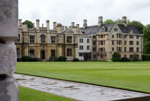 Exclusive Chauffeur: London to Cambridge and Woburn Abbey