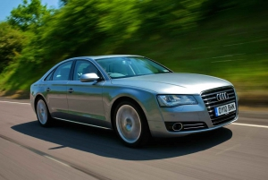 Executive Transfer London City Airport to Central London