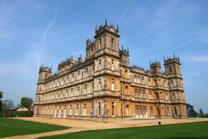 From Downton Abbey and Village Coach Tour