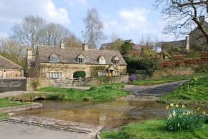 From London: Cotswolds, Country Pub Lunch, & Blenheim Palace