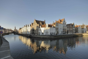 From London: Day Trip to Bruges