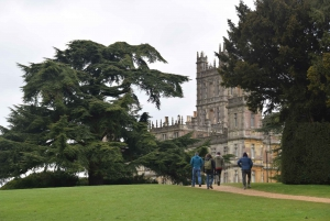 From London: Downton Abbey and Village Coach Tour