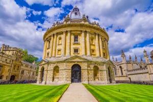 From London: Full-Day Windsor, Stonehenge & Oxford Tour