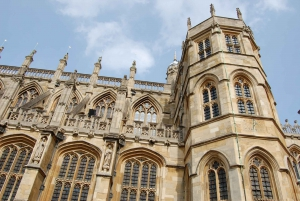 From London: Half-Day Trip to Windsor with Castle Tickets
