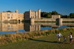 From London: Leeds Castle, Canterbury Cathedral, Dover Tour