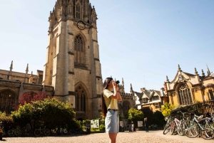 From London: Oxford and Cotswolds Villages Day Trip