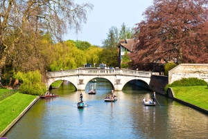 From London: Oxford & Cambridge Day Tour