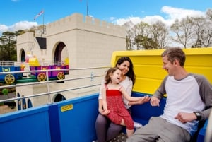 From London: Peppa Pig World Entrance Ticket and Transfer