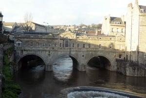 From London:Stonehenge, Stratford-Upon-Avon, Bath, Cotswolds