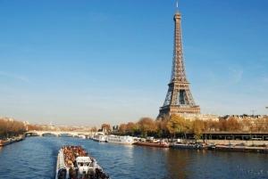 From London via Eurostar: Paris 1-Day Bus Tour