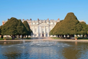 From London: Windsor Castle and Hampton Court Palace