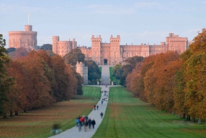 From London: Windsor Castle and Stonehenge