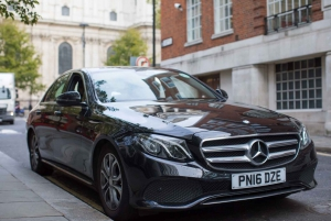 From London: Windsor, Stonehenge & Bath Private Car Tour
