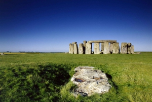 From London: Windsor, Stonehenge & Bath Small-Group Tour