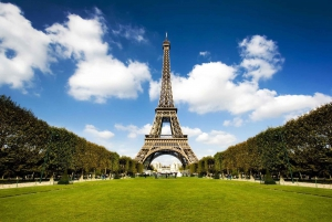From Luxury Paris Full-Day Trip