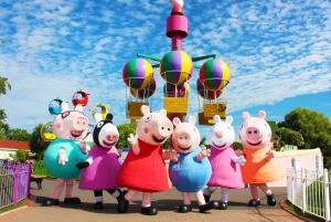 From Peppa Pig World Entrance Ticket and Transfer