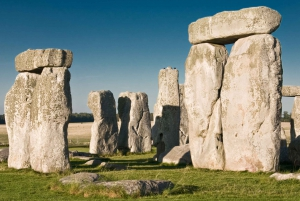From Stonehenge and Bath Full-Day Tour