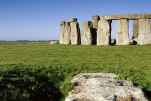 From Stonehenge, Windsor & Bath Small Group Day Tour