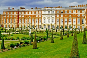 From Windsor Castle and Hampton Court Palace