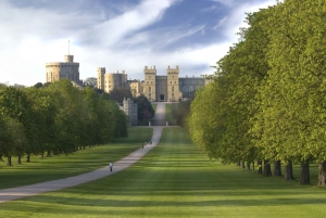 From Windsor Castle, Stonehenge, Lacock & Bath