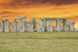 From Windsor, Stonehenge, Lacock and Bath