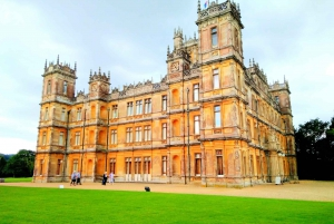 Full-Day Downton Abbey, Oxford and Bampton Tour from London
